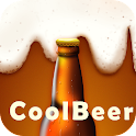 Cool Beer GO Locker Theme icon
