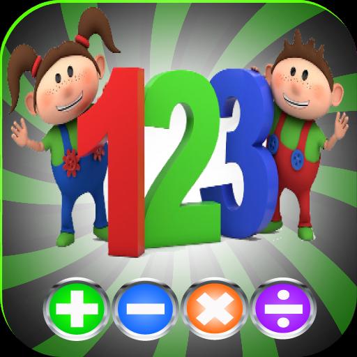 幼児のために数学ビー 教育 App LOGO-APP試玩