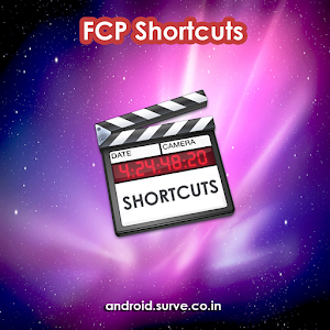 FCP Shortcuts 媒體與影片 App LOGO-硬是要APP