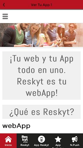 Ver tu App