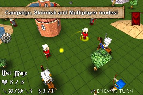 Battles And Castles- screenshot