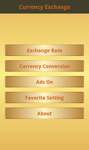 Currency Exchange Rate Free