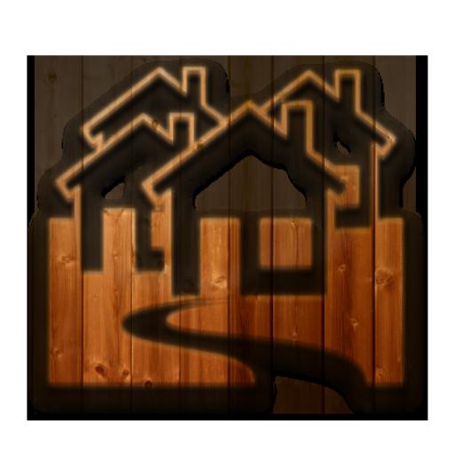 WoodRustic Icon Pack