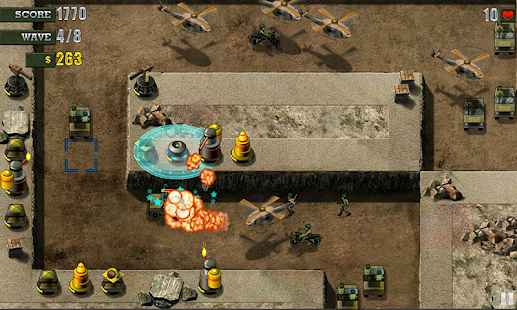 Defend The Bunker - screenshot thumbnail