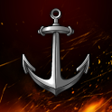 Warships - Sea on Fire! HD icon