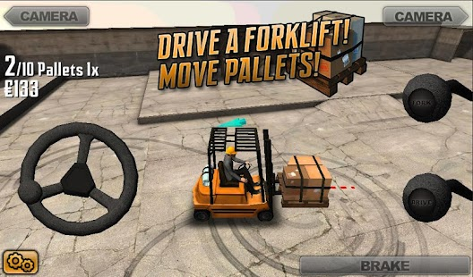 Extreme Forklifting- screenshot thumbnail