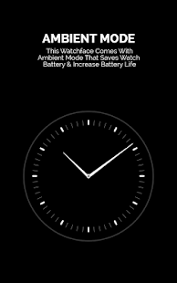 Vibrant Military Watch Face- screenshot thumbnail