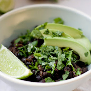 SLOW COOKER BLACK BEANS Recipe