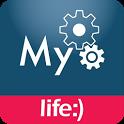 My life:) icon