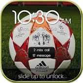 Soccer Go Locker Theme