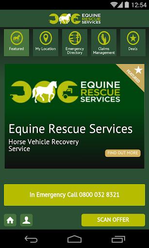 Equine Rescue Services SOS