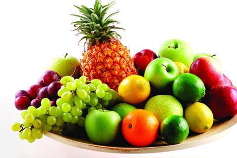 差フルーツを見つける
