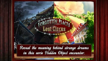 Screenshot of Forgotten Places - Lost Circus