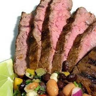 Spicy Flat Iron Steak Rub