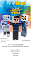 Screenshot of EnderToys - Toys for Minecraft