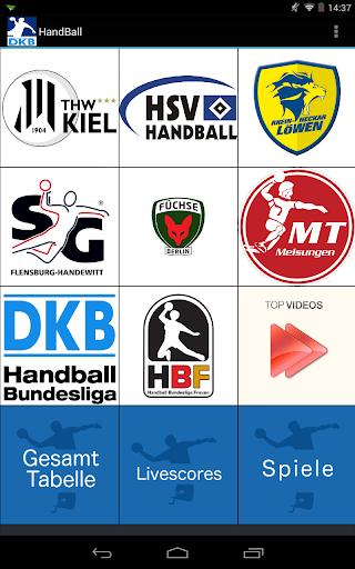Handball Deutschland DKB