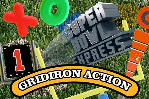 Super Bowl Express: Football