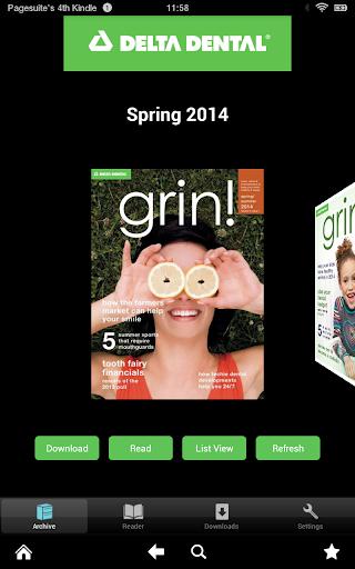 Grin Magazine