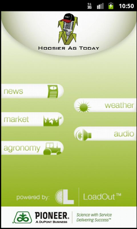 Hoosier Ag Today - screenshot
