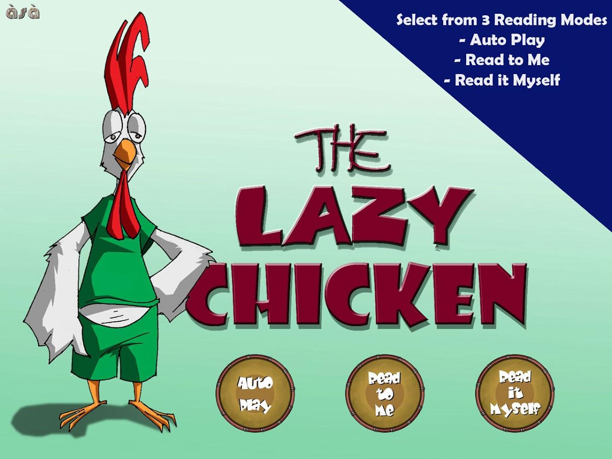 The Lazy Chicken- screenshot