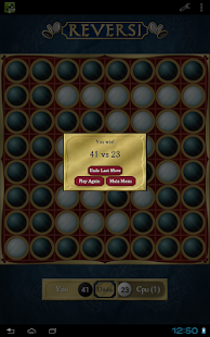 Reversi - screenshot thumbnail