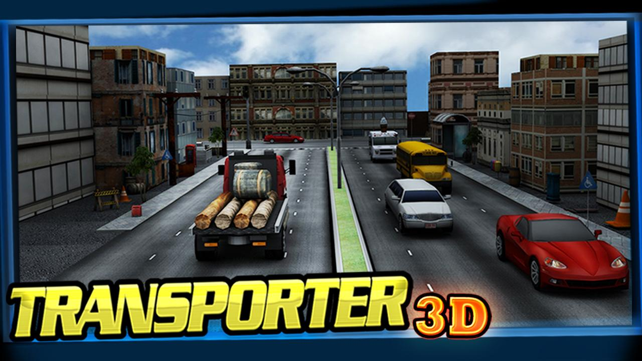 Transporter 3D- screenshot