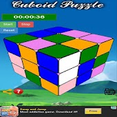 Cuboid Puzzles Virtual Cube for the phone
