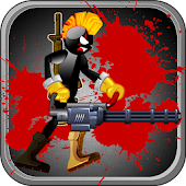 Angry Stickman Assassin Sniper