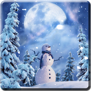 Winter Live Wallpaper HiQ 個人化 App LOGO-APP試玩