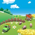 Farm Decoration Game icon