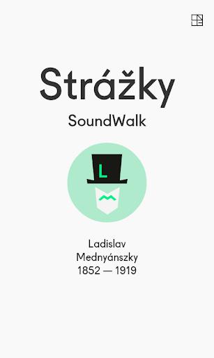 SoundWalk Strážky