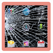 Crack Screen Prank : Broken it