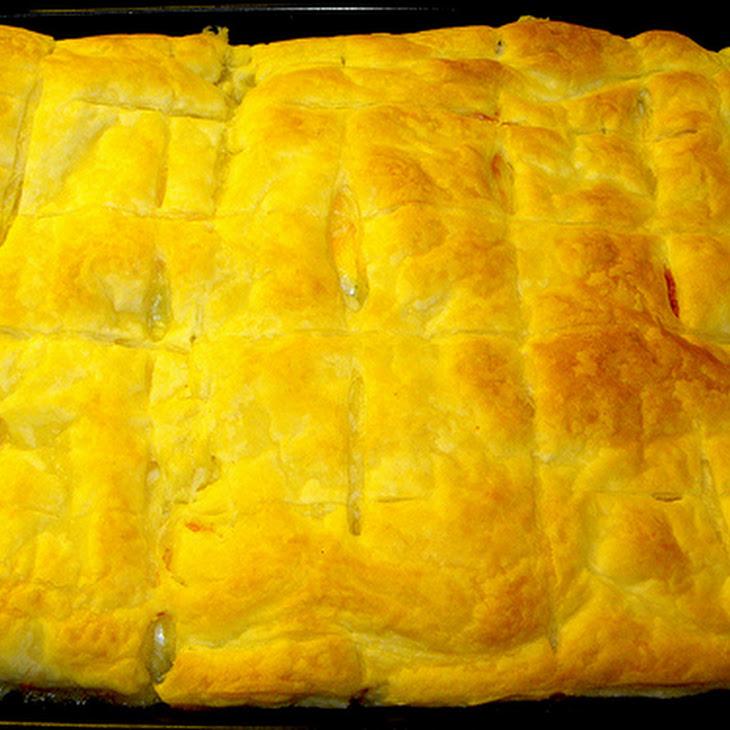 Tuna Pastry Recipe