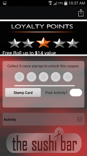 【免費商業App】The Sushi Bar-APP點子