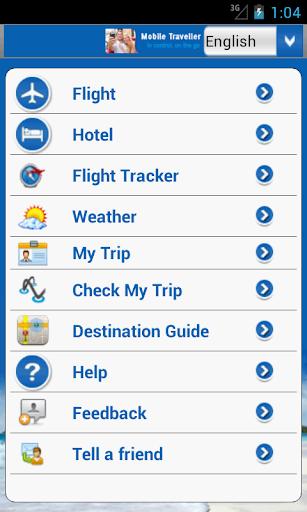 Mobile Traveller