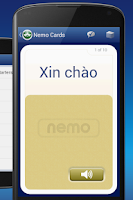 Screenshot of FREE Vietnamese by Nemo