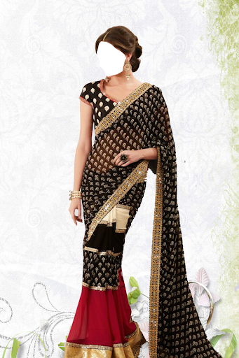 Indian Saree Fashion Photo