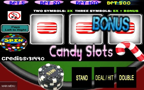 Slots Bonus Game Slot Machine Screenshot 36