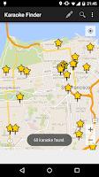 Screenshot of Karaoke Finder