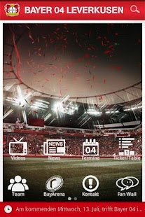 Bayer 04 Leverkusen- screenshot thumbnail