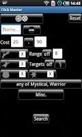 Screenshot of Click Master
