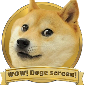 Doge screen lock