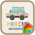Minicar dodol launcher theme icon