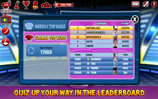 Superbuzzer Trivia Quiz Game 1.3.100 screenshots 7