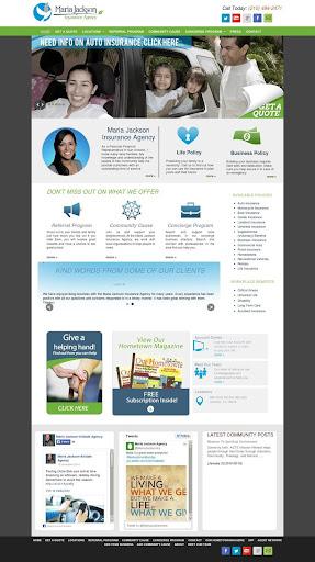 Maria Jackson Insurance