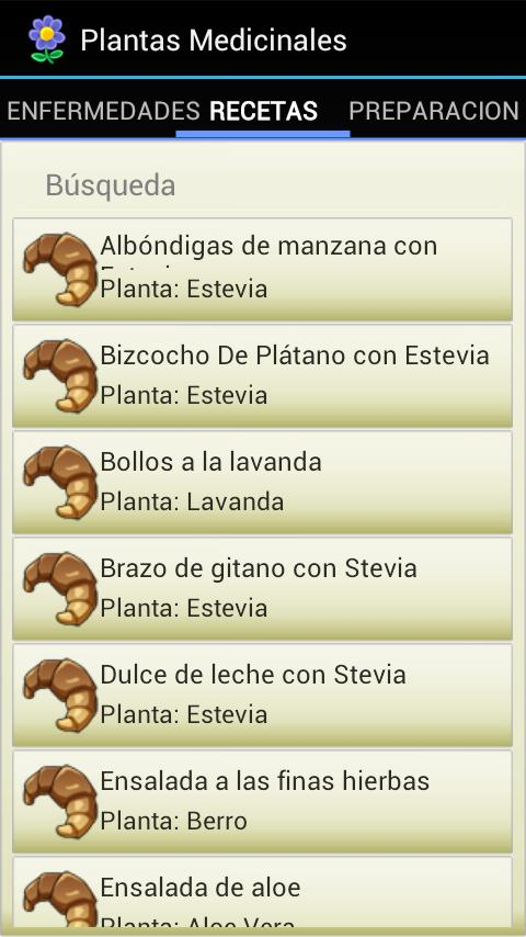 Plantas Medicinales- screenshot