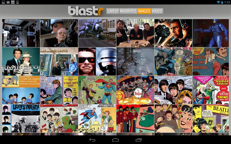 Blastr- screenshot