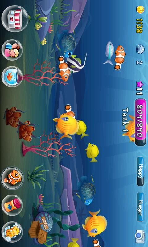 Fish Adventure Aquarium- screenshot