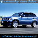 Community Auto Sales icon