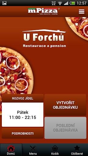 Pizza Forche - Letohrad